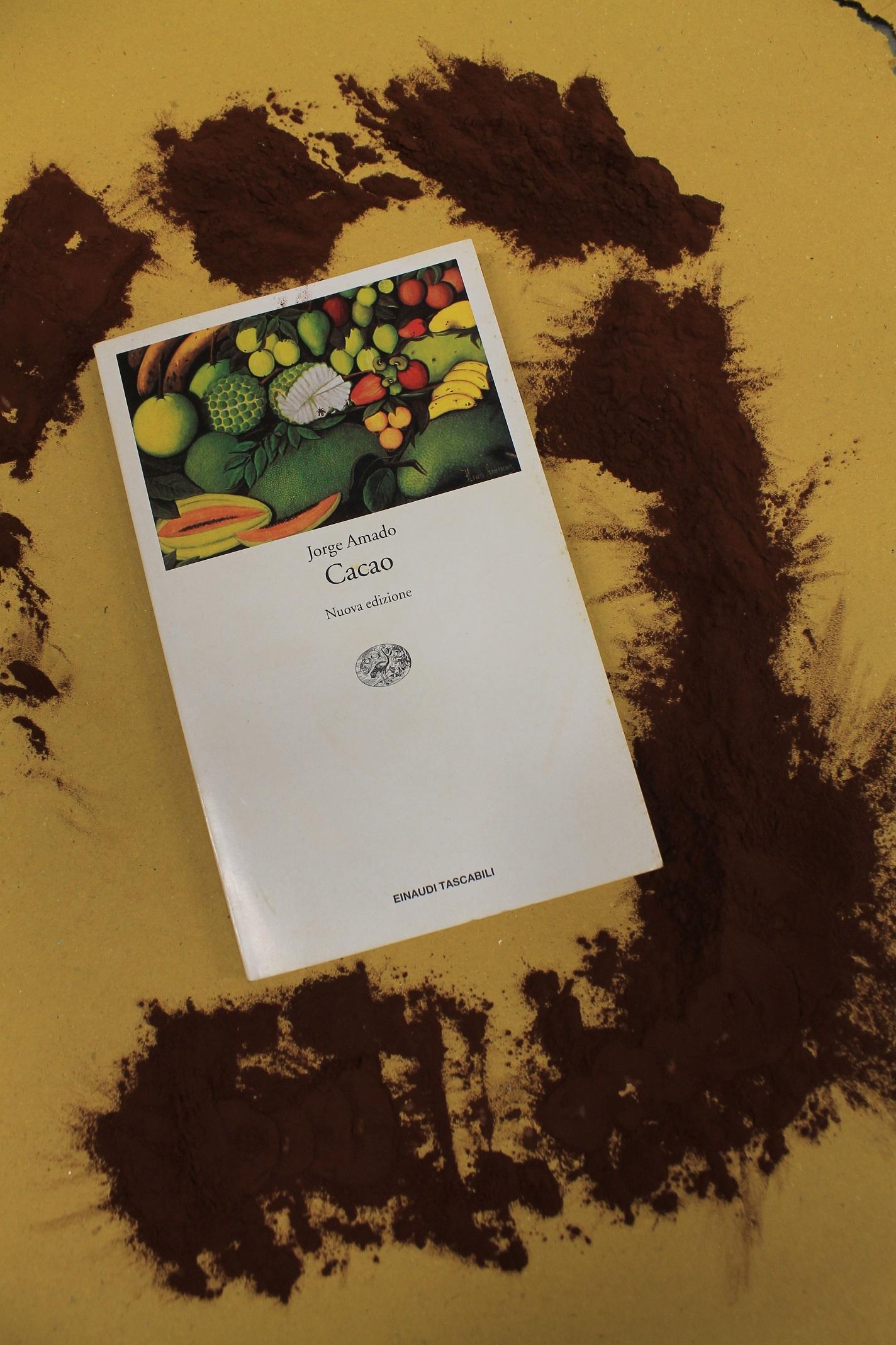 Jorge Amado, Cacao, Torronificio M. Geraci, Caltanissetta, Marcella Geraci 3