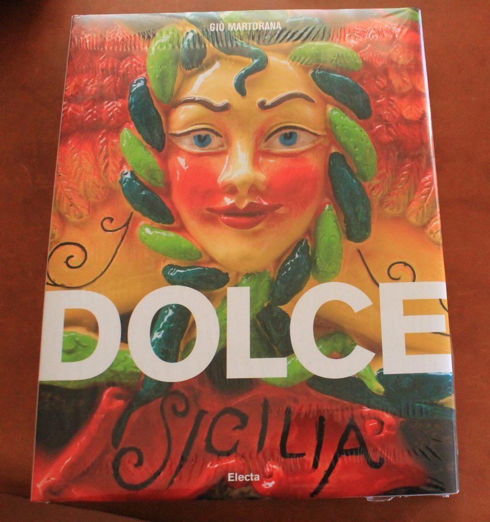 La copertina di Dolce Sicilia, Torronificio Geraci