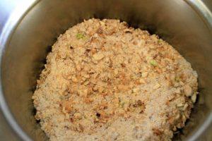 Ricetta torrone casaingo al torrone geraci, il blog di marcella, torronificio m. geraci
