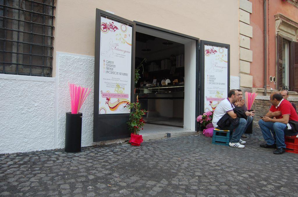 Gelateria FataMorgana, Roma, Torronificio M. Geraci, Caltanissetta, il Blog di Marcella