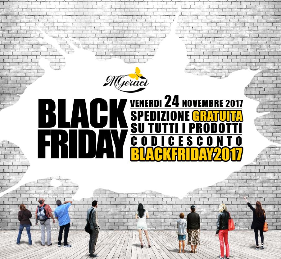 blackfriday2017 al Torronificio Geraci - -Caltanissetta