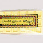 cioccolato bianco artigianale - torronificio geraci